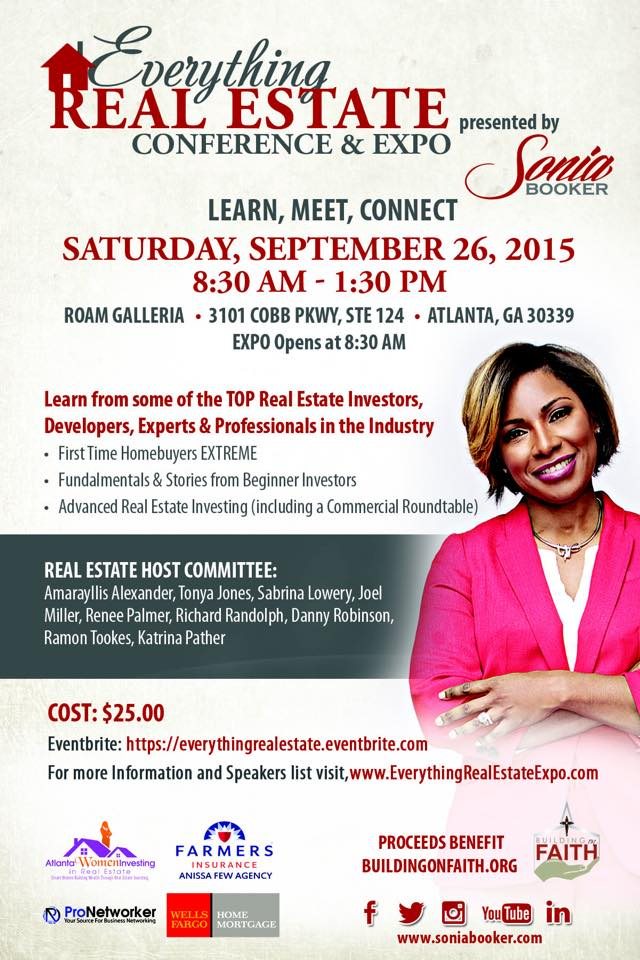 Sonia Booker_Everything Real Estate Flyer